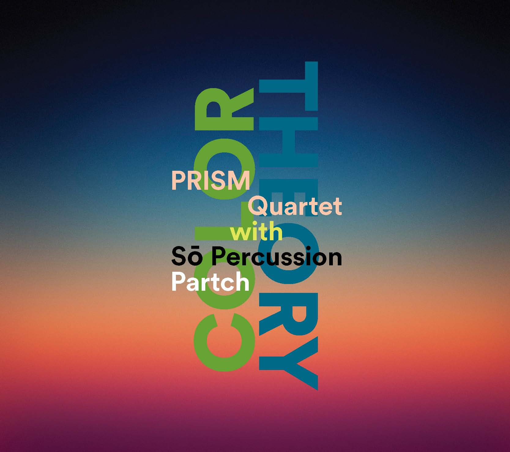 PRISM Quartet: Color Theory