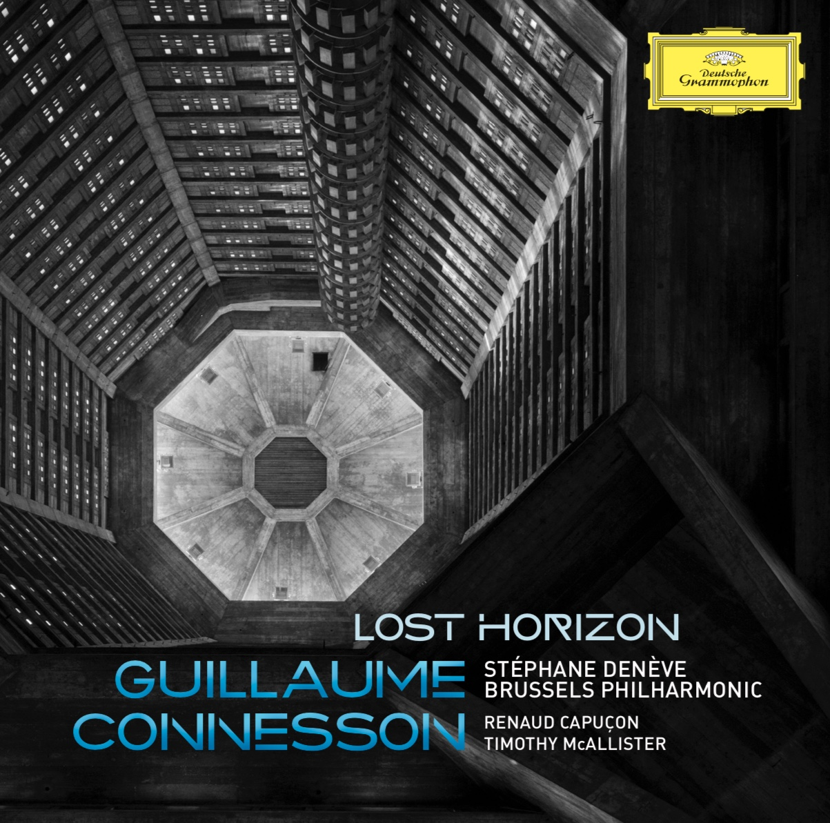 Brussels Philharmonic: Lost Horizon (featuring Connesson's 'A Kind of Trane')