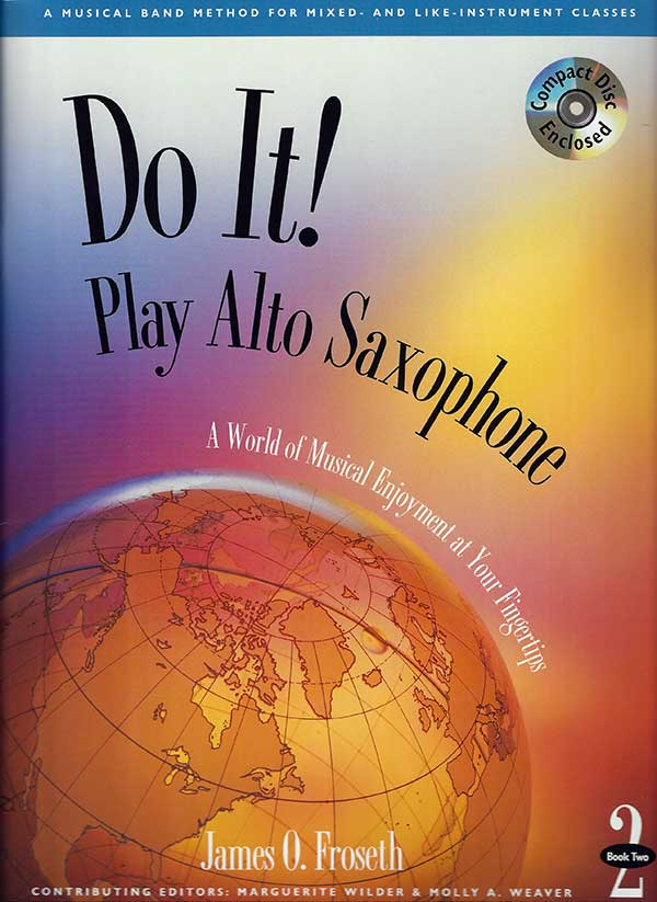Do It! Play the Saxophone