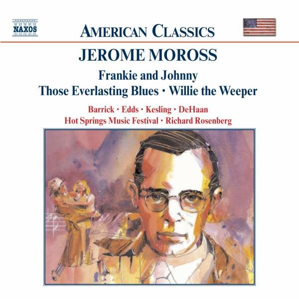 Jerome Moross: Orchestral Works