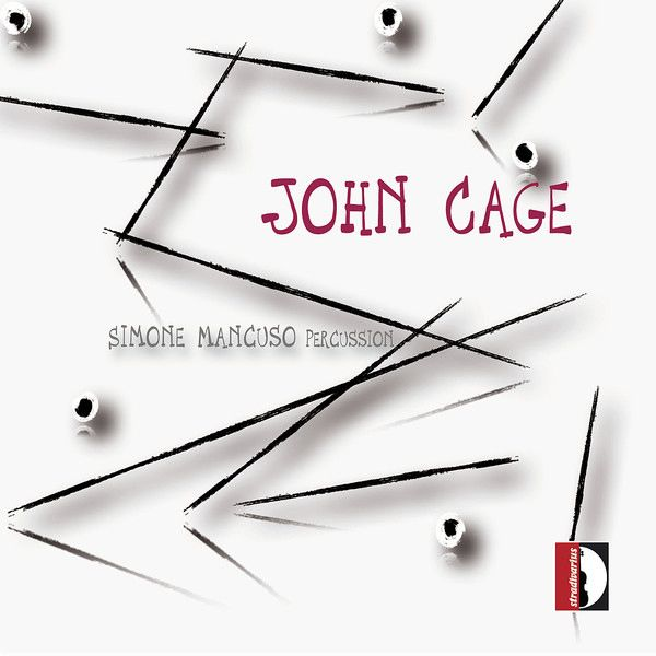 John Cage: Simone Mancuso, percussion (& guest artists)